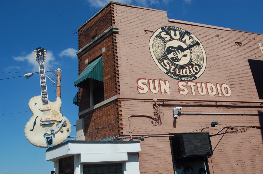 Sun Studio, Memphis in the sunshine